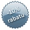 -10% rabatu